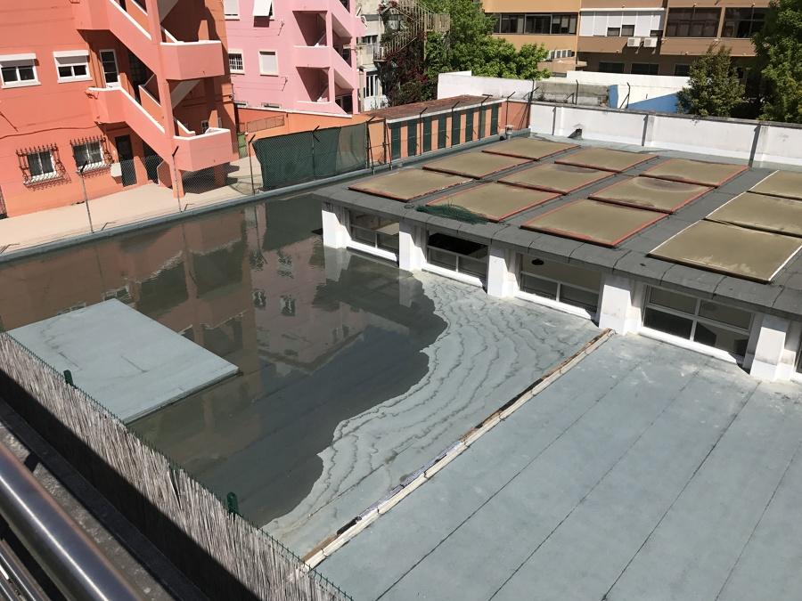 Impermeabilização Terraço