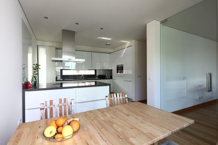 Interior - Cozinha