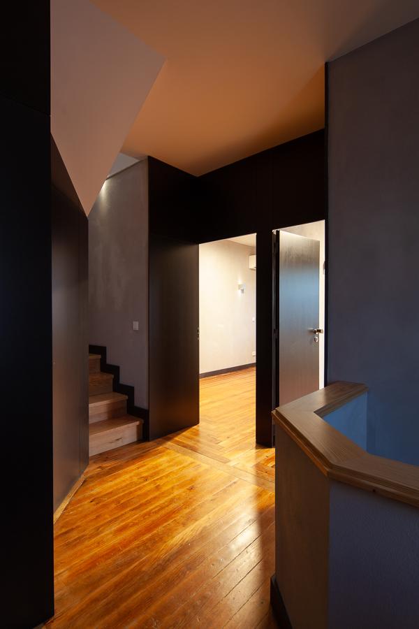 interior - hall/circulação