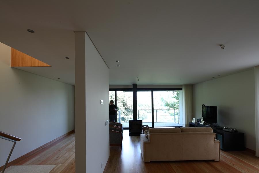 Interior - Sala Comum