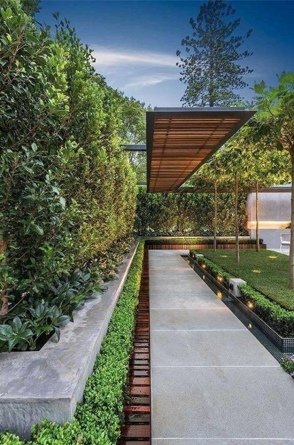 jardim de plantas