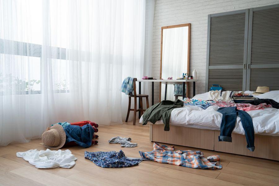 limpar armarios
