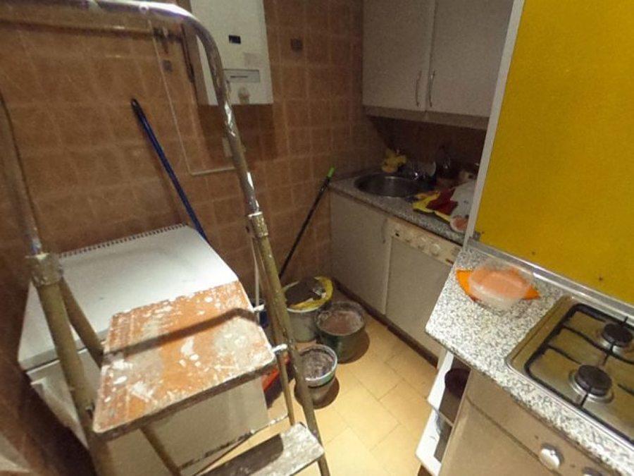 Mudar a cozinha de sítio, grande desafio