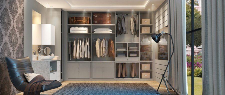 organizaçao guarda-roupa