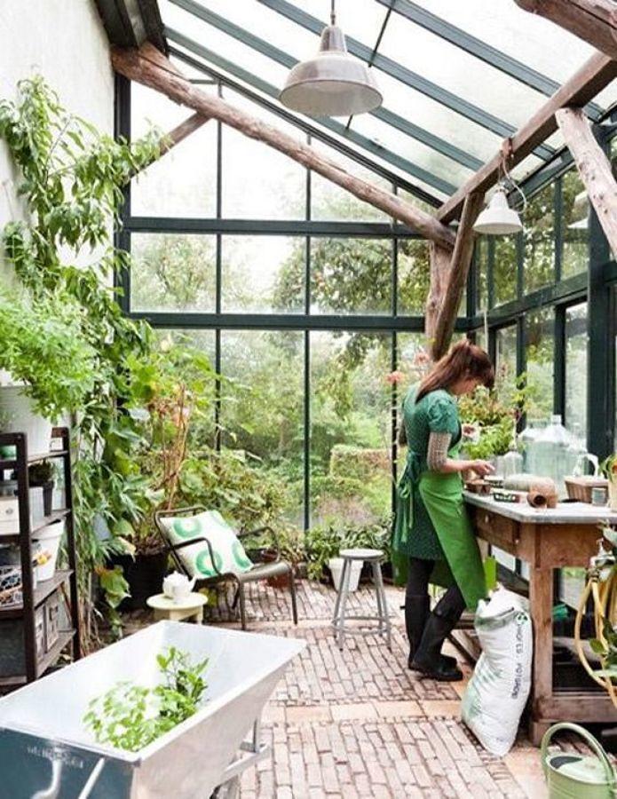 Para os amantes da jardinagem