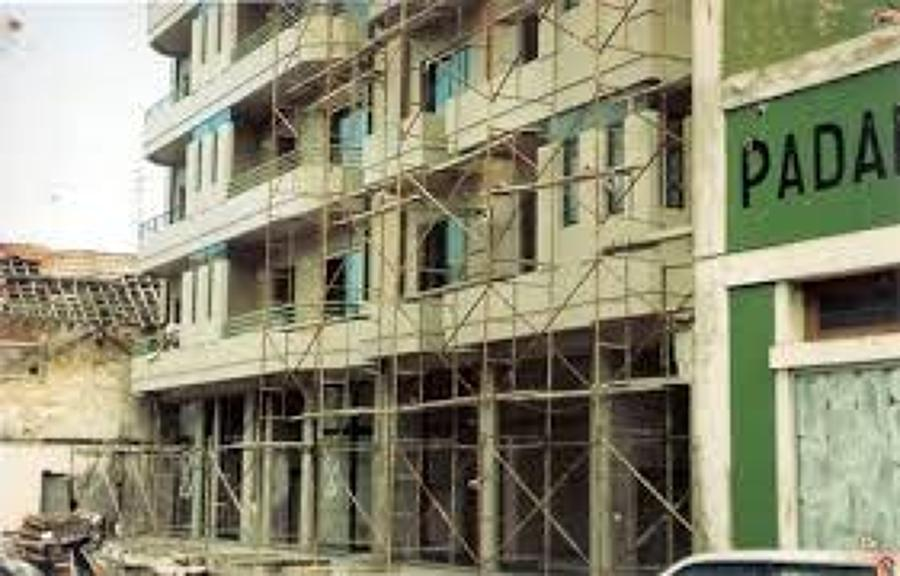 Foto pintura de fachada de isaias batista 4329 habitissimo - Pintura para fachada ...