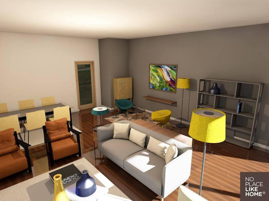 Projecto De Design De Interiores