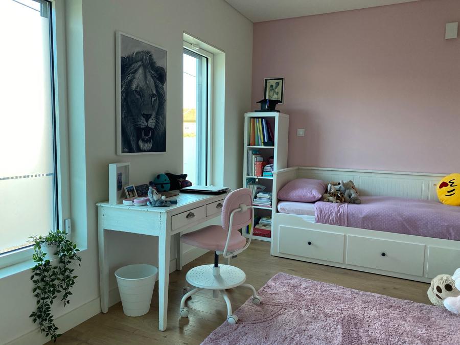 quarto da menina