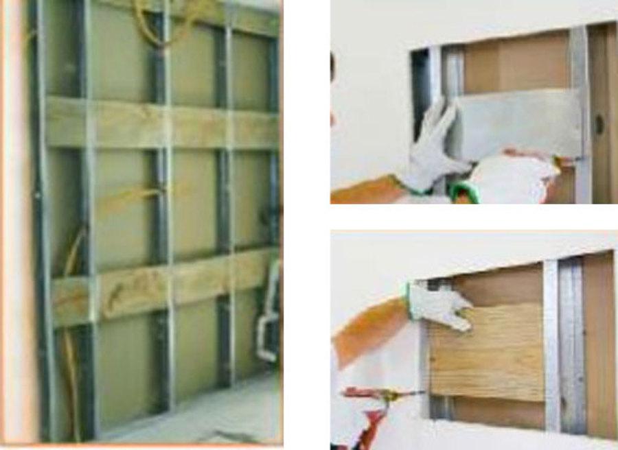 10 dicas sobre paredes secas pladur ideias gesso cartonado - Paredes de pladur ...