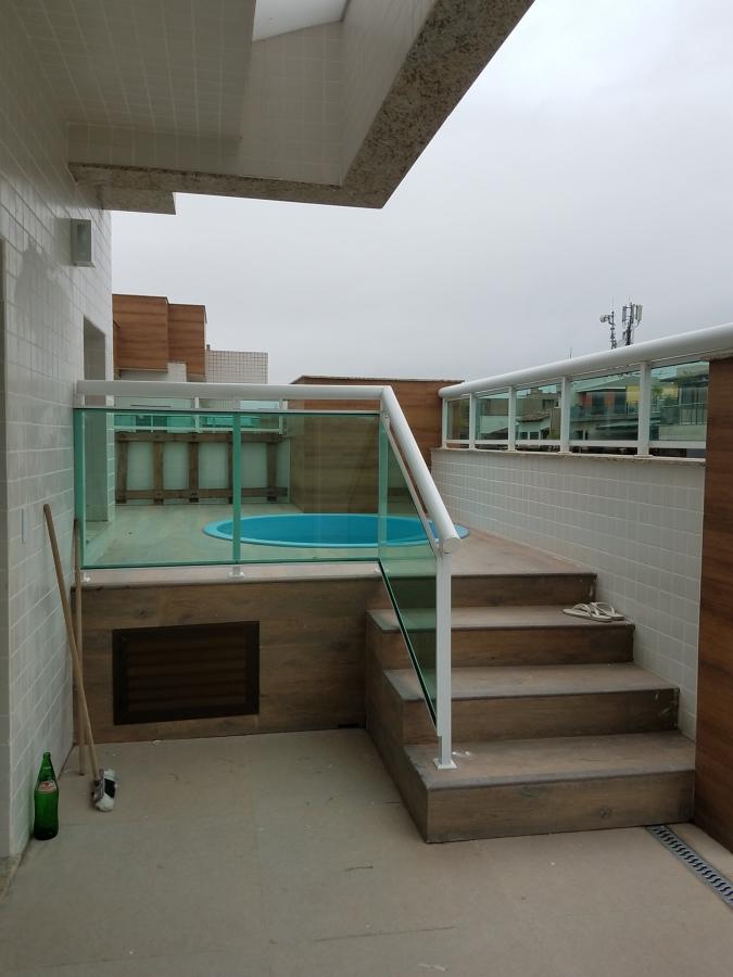 Remodelação apartamento - ÁREA EXTERNA