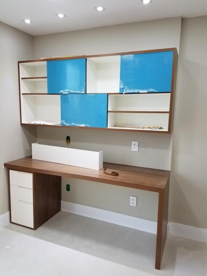 Remodelação apartamento - ESCRITÓRIO