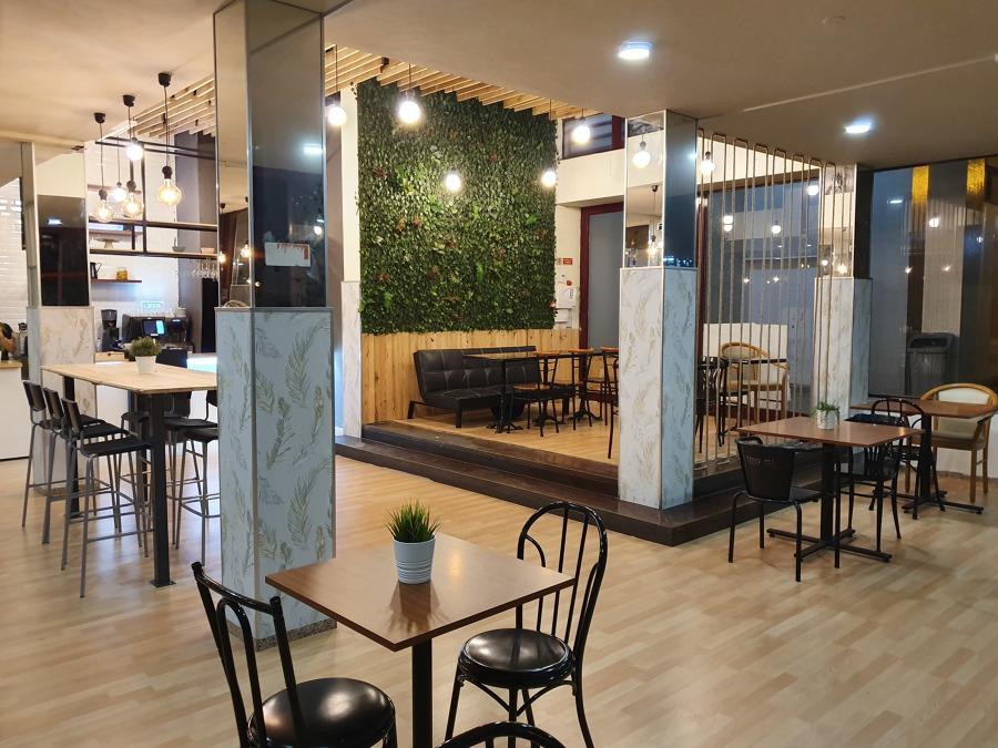 Remodelação de Restaurante