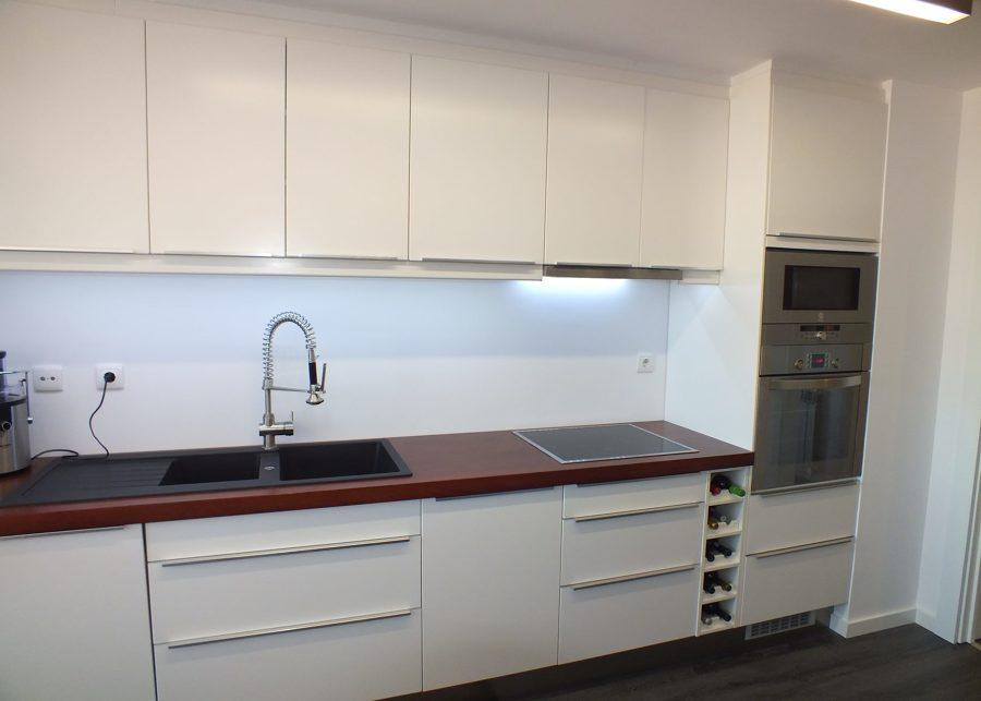 Remodelação total de apartamento - Alto do Lumiar Lx