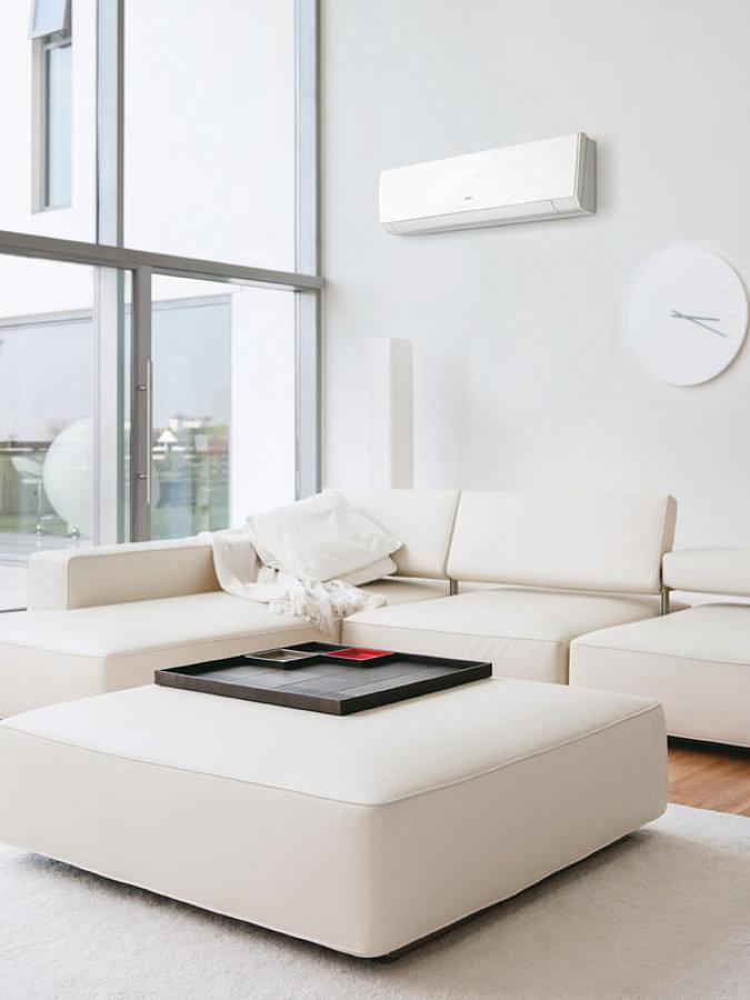 Remova e limpe os filtros do ar condicionado