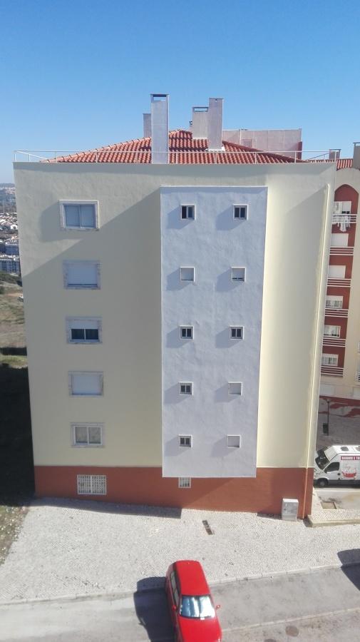 Restauro de prédio