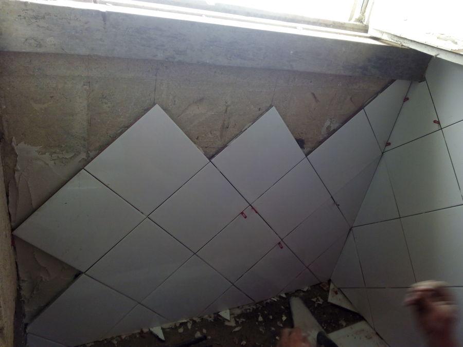 revestimento paredes wc