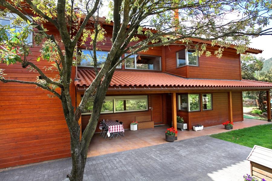 Rusticasa casa em la garriga barcelona ideias constru o casas - Casa la garriga ...