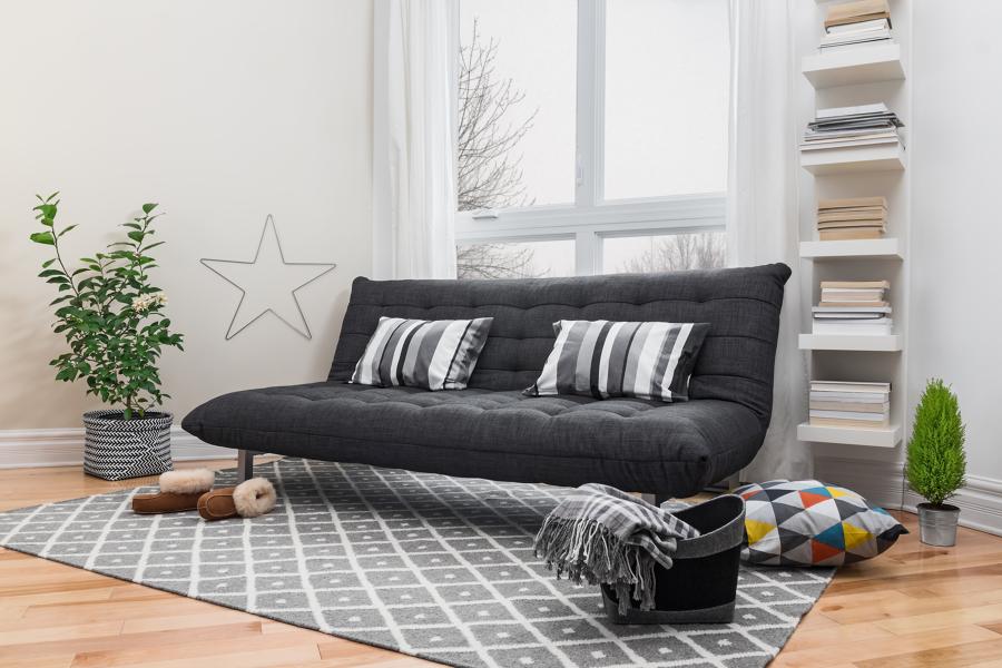 sofá com percevejo