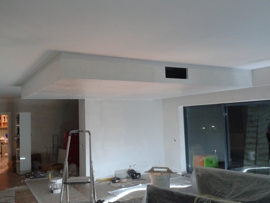 Foto tecto falso em pladur de kiremodela es low cost 8202 habitissimo - Casas de pladur ...