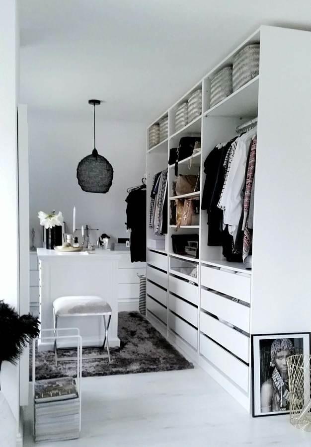 Ter o seu próprio closet
