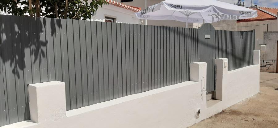 Trabalho concluido com instalação de 2 portões