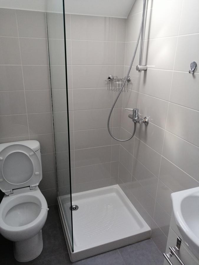 Transformaçao de duche /wc