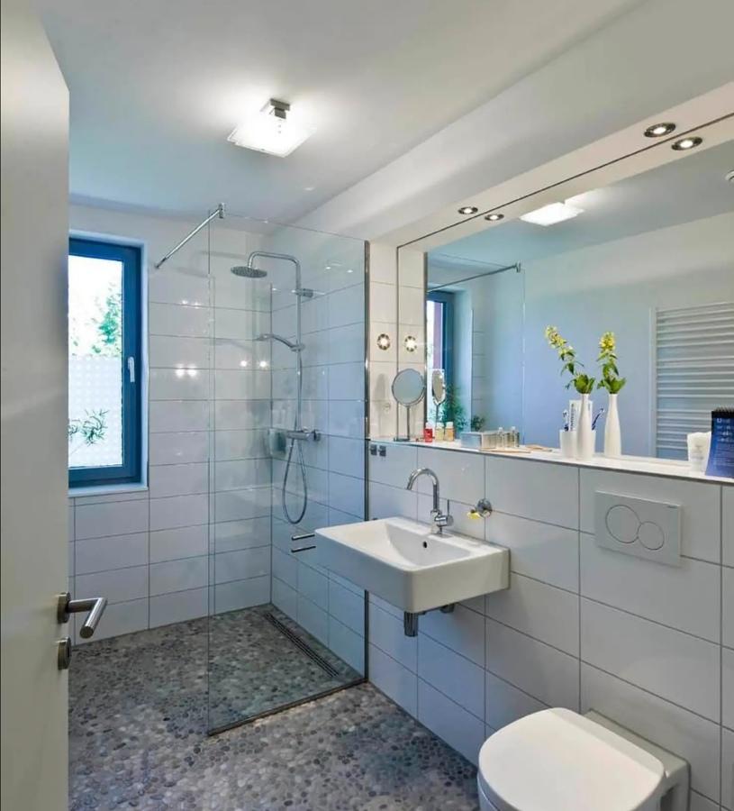 Transformação douche/banho e wc