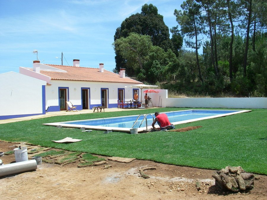 Turismo Rural - Piscina