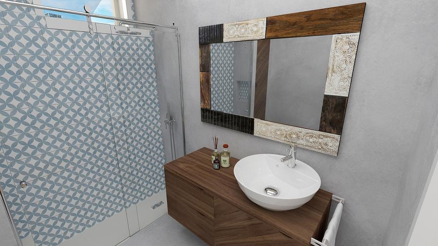 WC da Suite Projeto