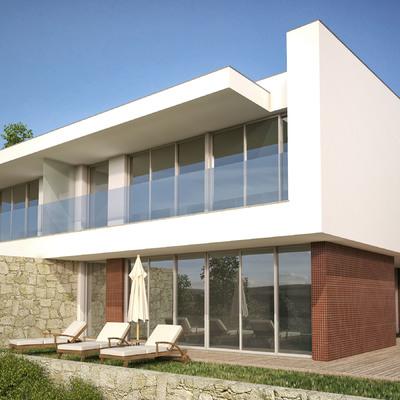 Casas Alpendre - Guimarães,PT