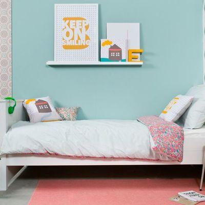 As cores ideais para uma casa primaveril