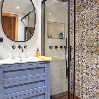 Aproveite ao máximo a sua casa de banho pequena!
