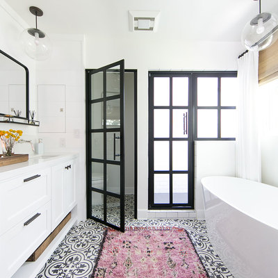 9 casas de banho para se inspirar antes de renovar a sua