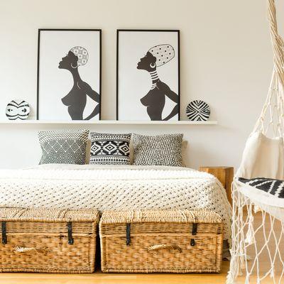 Como decorar a sua casa com o estilo africano