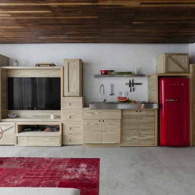 5 apartamentos pequenos que o inspiram a remodelar o seu