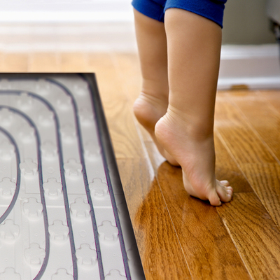 Descubra o aquecimento invisível: o piso radiante