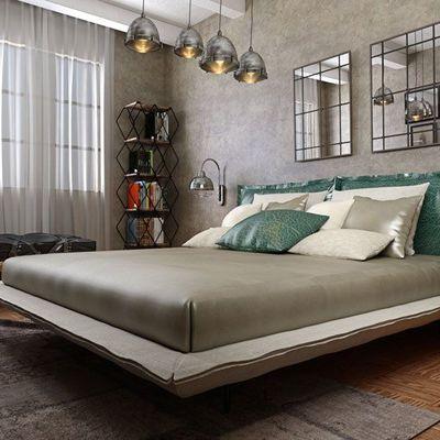10 ideias incríveis de quartos com cama baixa