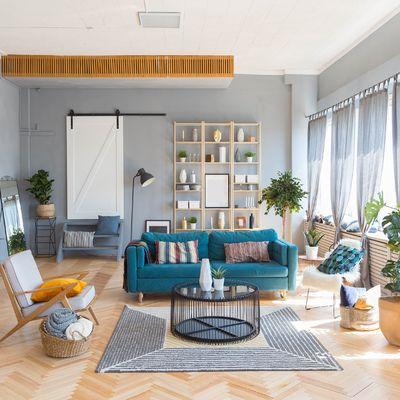 Portas tipo celeiro para decorar interiores que são irresistíveis!