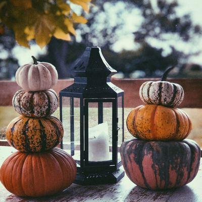 Decore a sua casa com os frutos do outono!