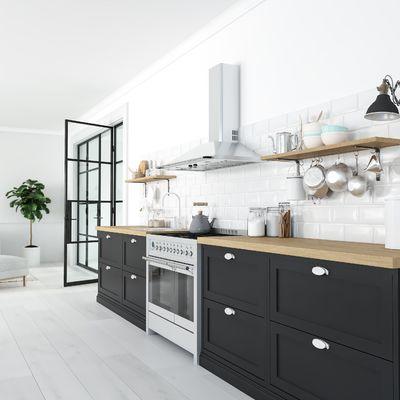 10 ideias para renovar a sua cozinha, por menos de 100€