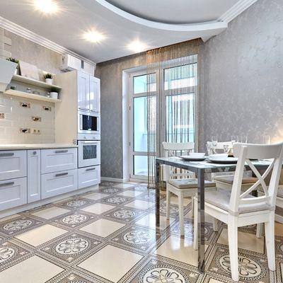 Troque as paredes da sua cozinha de forma simples, limpa e sem obras