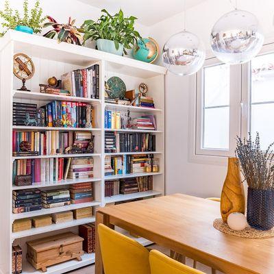 Deco-decisões que farão com que a sua casa pareça mais limpa e ordenada