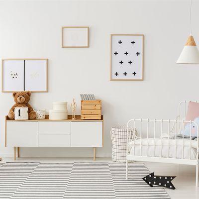 Guia completo para decorar o quarto do bebé