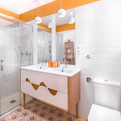 Como fazer com que a sua casa de banho pequena pareça de luxo