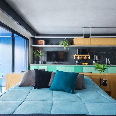 As melhores dicas para aproveitar o espaço de um imóvel pequeno