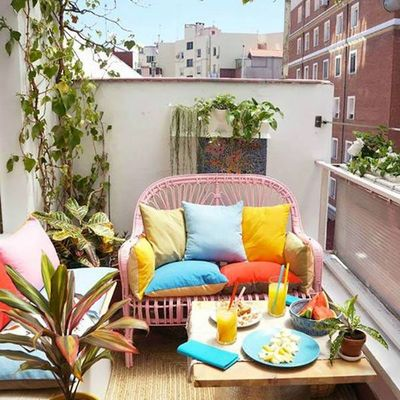 10 tendências primaveris para o seu terraço