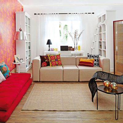 Descubra como separar ambientes de maneira fácil e cómoda