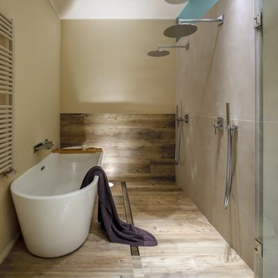 Como transformar a sua casa de banho num santuário para todos os sentidos