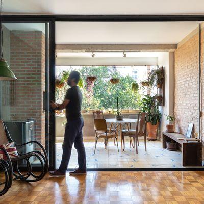 Como criar ambientes integrados com o exterior