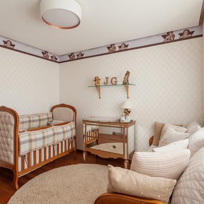 Como montar e decorar o quarto do bebé prestes a chegar
